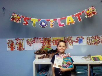 Sówki – 6 urodzinki Norberta :)