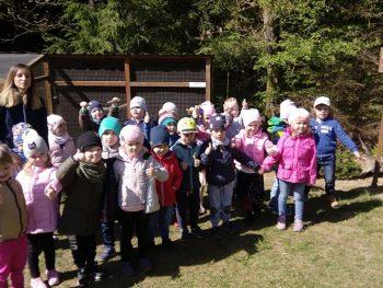 Biedroneczki – Wycieczka do Parku Ptaków Ozdobnych